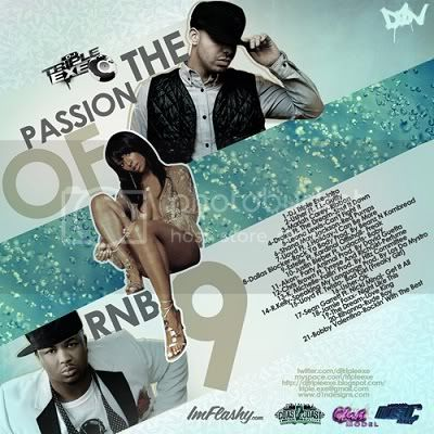 DJ Triple Exe - The Passion Of R&amp;B 9 (2010)