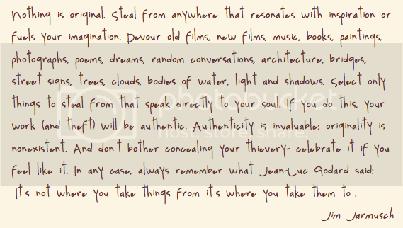 jim jarmusch quote